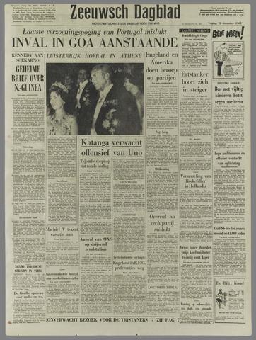 Zeeuwsch Dagblad 1961-12-15
