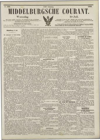 Middelburgsche Courant 1901-07-10