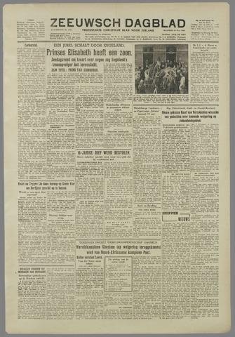 Zeeuwsch Dagblad 1948-11-15