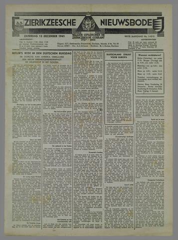 Zierikzeesche Nieuwsbode 1941-11-14
