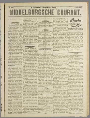 Middelburgsche Courant 1927-12-07