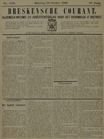 Breskensche Courant 1906-10-13