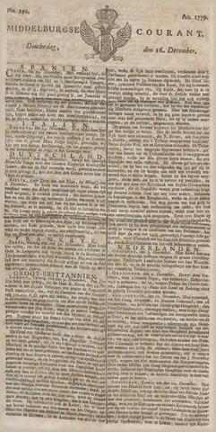 Middelburgsche Courant 1779-12-16