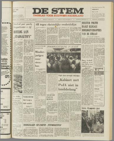 de Stem 1972-08-02