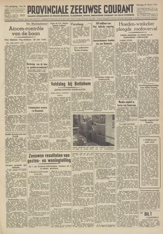 Provinciale Zeeuwse Courant 1948-03-30