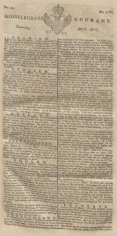 Middelburgsche Courant 1780-04-08