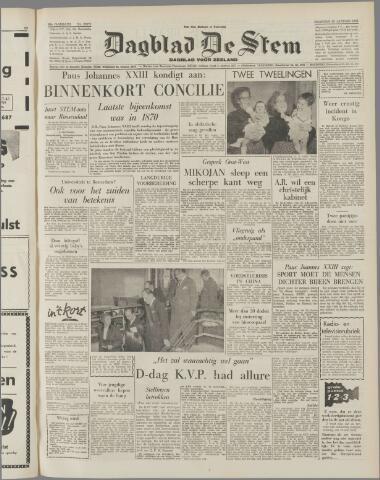 de Stem 1959-01-26