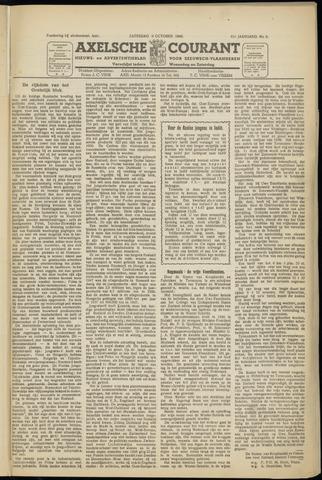 Axelsche Courant 1948-10-09