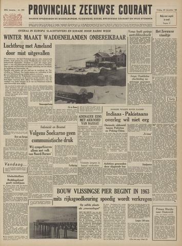 Provinciale Zeeuwse Courant 1962-12-28