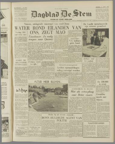 de Stem 1958-09-05