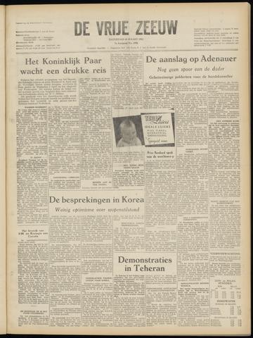 de Vrije Zeeuw 1952-03-29