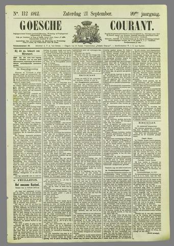 Goessche Courant 1912-09-21