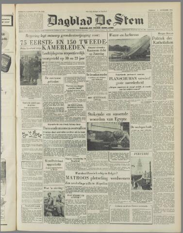 de Stem 1951-11-02