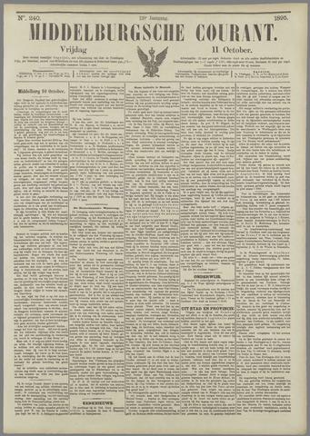 Middelburgsche Courant 1895-10-11