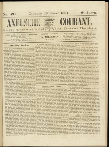 Axelsche Courant 1891-03-28