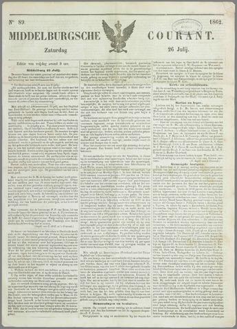 Middelburgsche Courant 1862-07-26