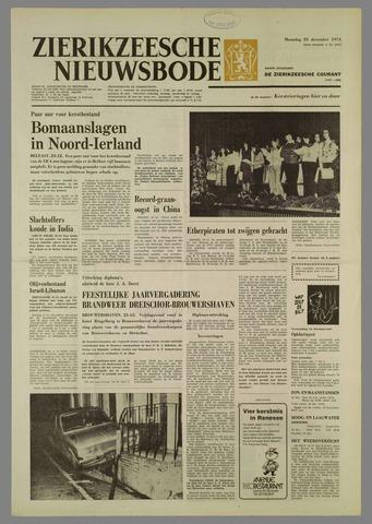 Zierikzeesche Nieuwsbode 1974-12-23