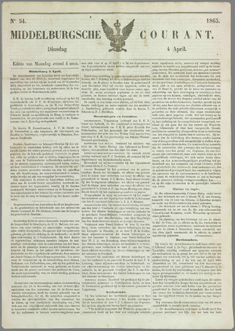 Middelburgsche Courant 1865-04-04