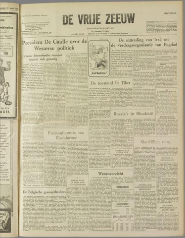 de Vrije Zeeuw 1959-03-26