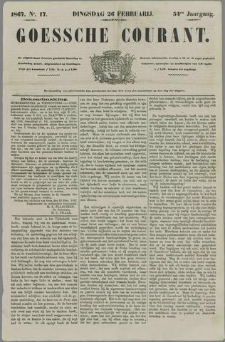 Goessche Courant 1867-02-26