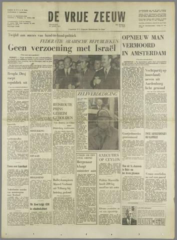 de Vrije Zeeuw 1971-04-19