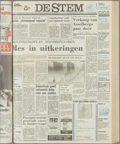 de Stem 1981-06-05