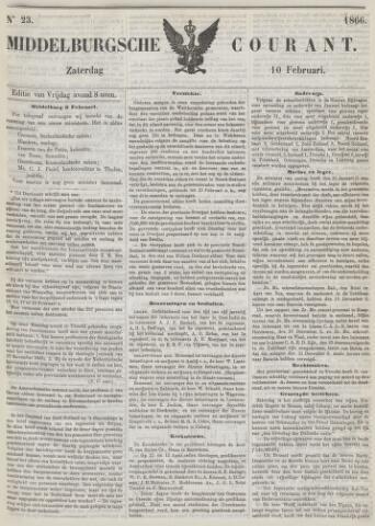 Middelburgsche Courant 1866-02-10