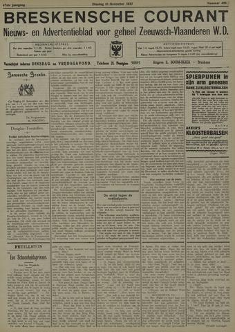 Breskensche Courant 1937-11-16