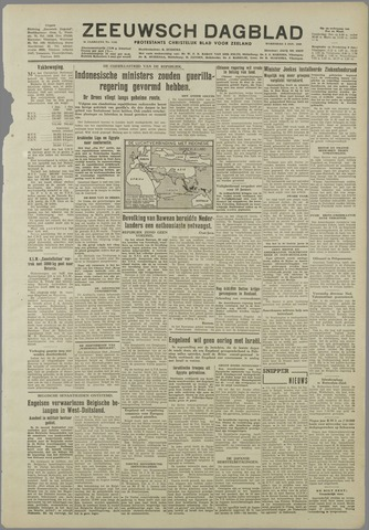 Zeeuwsch Dagblad 1949-01-05