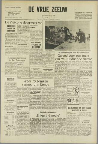 de Vrije Zeeuw 1965-06-03