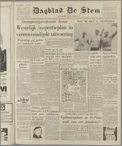 de Stem 1962-07-16