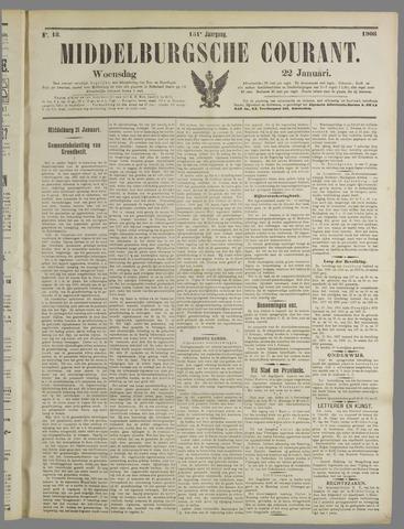 Middelburgsche Courant 1908-01-22
