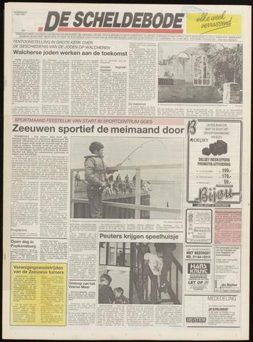 Scheldebode 1991-05-01