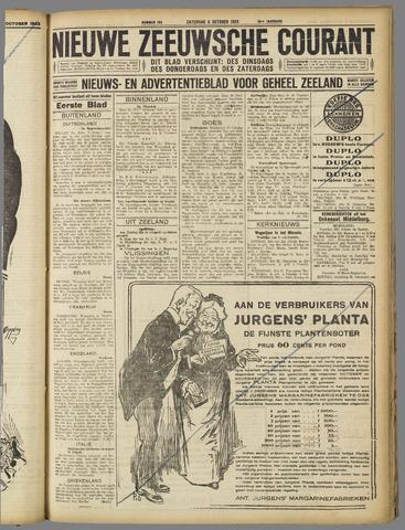 Nieuwe Zeeuwsche Courant 1923-10-06