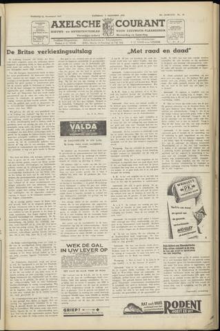 Axelsche Courant 1951-11-03