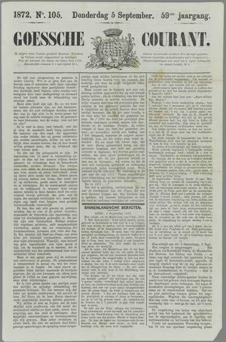 Goessche Courant 1872-09-05