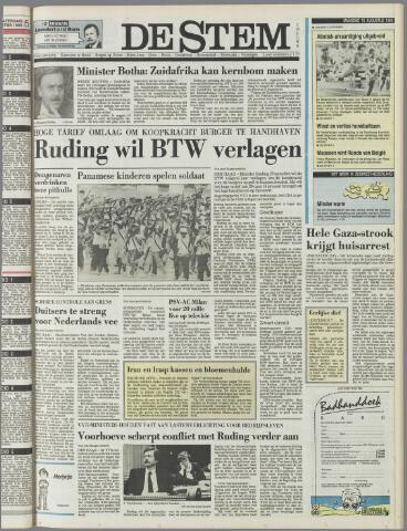 de Stem 1988-08-15