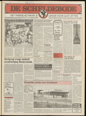 Scheldebode 1984-10-03