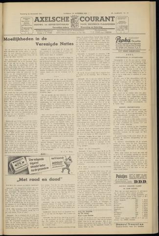 Axelsche Courant 1952-11-29