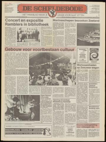 Scheldebode 1986-08-21