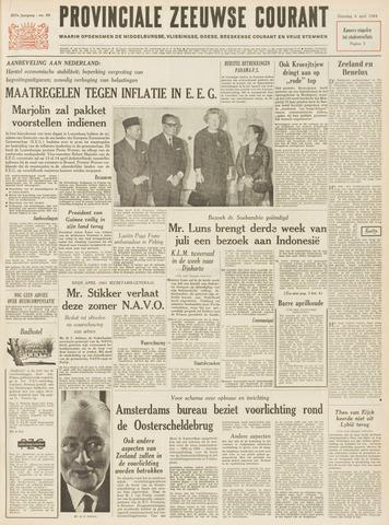 Provinciale Zeeuwse Courant 1964-04-04
