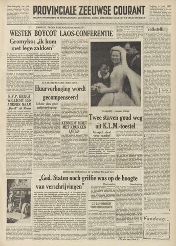 Provinciale Zeeuwse Courant 1961-06-09
