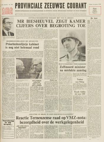 Provinciale Zeeuwse Courant 1972-08-18