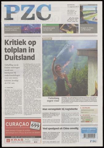 Provinciale Zeeuwse Courant 2013-08-12