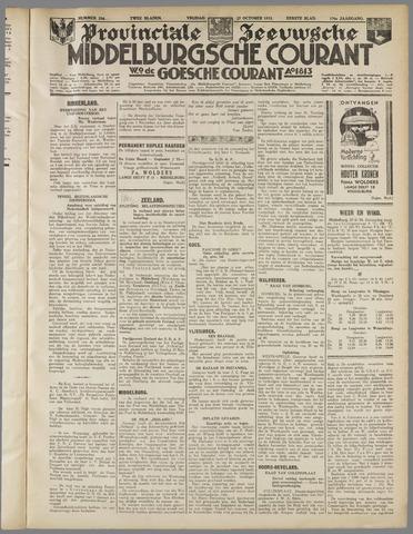 Middelburgsche Courant 1933-10-27