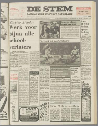 de Stem 1979-04-05