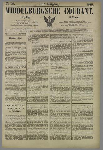 Middelburgsche Courant 1888-03-09