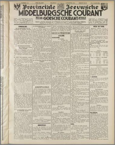 Middelburgsche Courant 1935-08-05