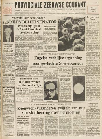 Provinciale Zeeuwse Courant 1969-07-31