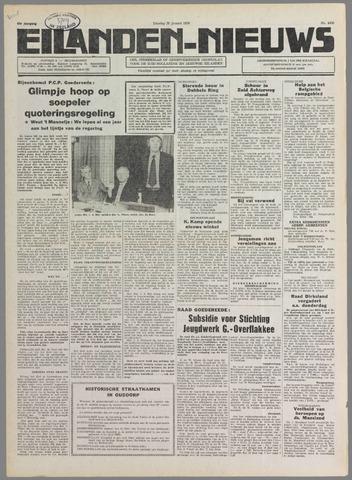Eilanden-nieuws. Christelijk streekblad op gereformeerde grondslag 1976-01-20